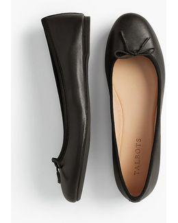 Penelope Ballet Flats