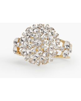 Sparkling Crystal Bangle
