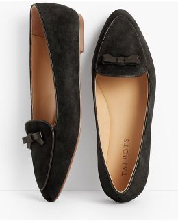 Faye Suede Loafer