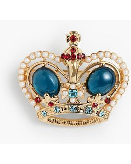 Royal Crown Pin