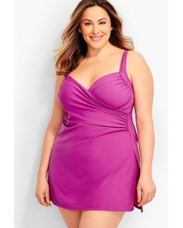 Womans Sanibel Swim Dress-miraclesuit®