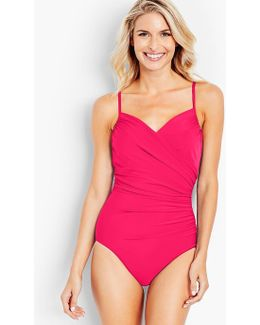 Solid Captiva Miraclesuit® - Dd Cups