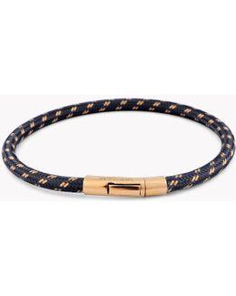 Pop Chalif 18k Gold Bracelet In Grey