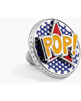 Rotating Pop Pin
