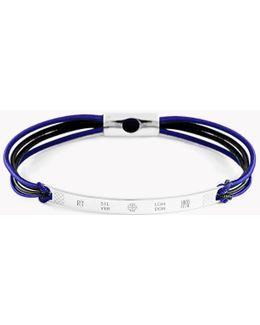 Silver Friendship Hallmarked Id Bracelet