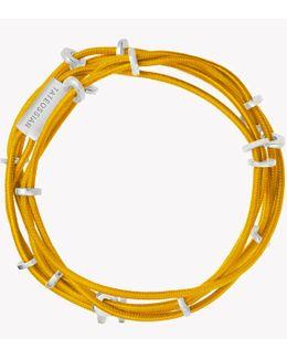 Capri Silver Friendship Bracelet