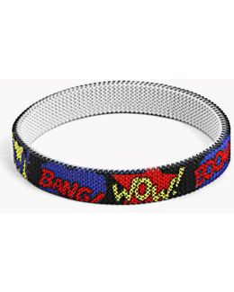 Pop Art Bracelet - Comic Strip