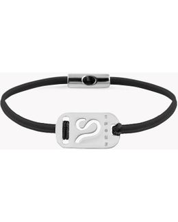 Zodiac Silver Leo Bracelet