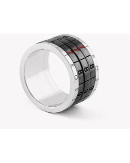 Combination Silver Ring
