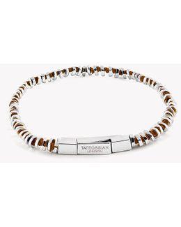 Mini Click Silver Beads Bracelet