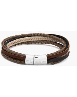 Multi-strand Cobra Bracelet