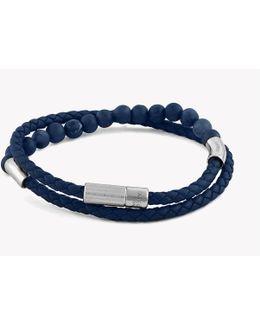 Havana Silver Bracelet