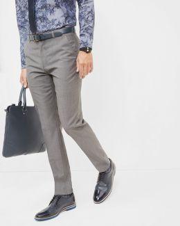 Debonair Wool-blend Pants