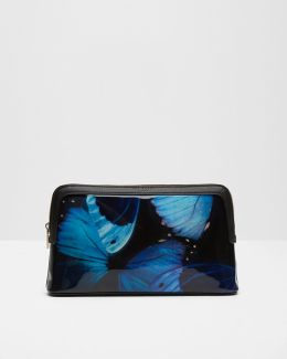 Butterfly Collective Large Wash Bag