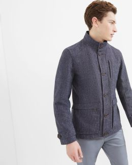 Removable Quilted Lining Jacket