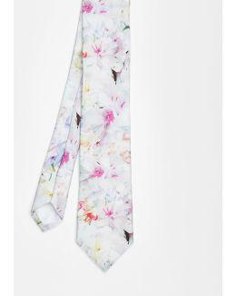 Hanging Gardens Silk Tie Tie