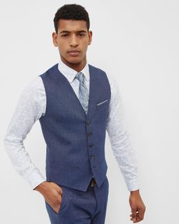 Single Breasted Waistcoat