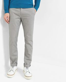 Slim Fit Oxford Chinos