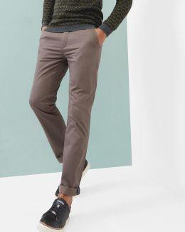 Micro Print Trousers
