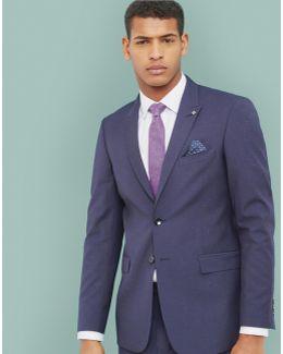 Debonair Wool-cotton Jacket