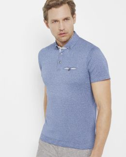Frankiy Knitted Polo Shirt