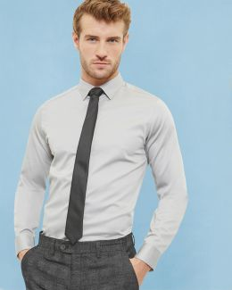 Satin Stretch Shirt