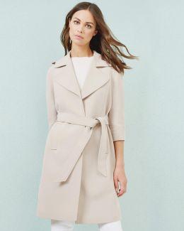 Caila Long Trench Coat