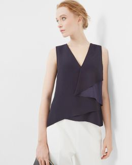 Asymmetric Fold Top