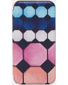 Marina Mosaic Iphone 6/6s/7 Book Case