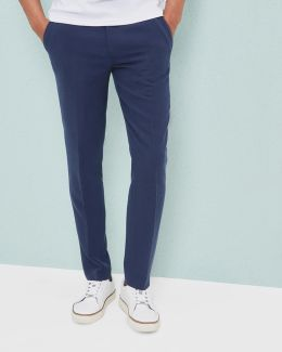 Textured Tencel Pants