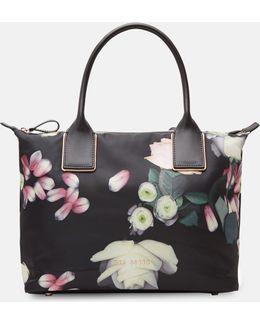 Kensington Floral Small Tote Bag