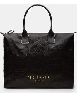Exotic Large Tote Bag