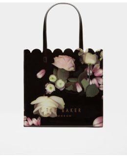 Kensington Floral Large Shopper Bag