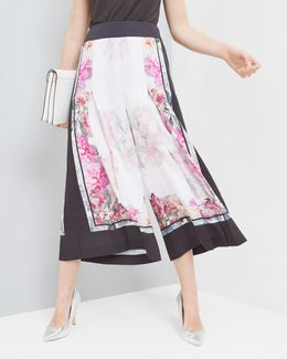 Painted Posie Culottes
