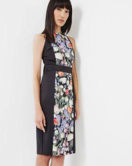 Kensington Floral Bodycon Dress