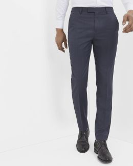Pashion Wool-silk Pants