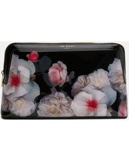 Chelsea Grey Wash Bag