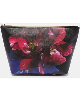 Impressionist Bloom Make Up Bag