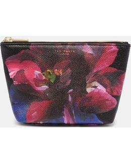 Impressionist Bloom Wash Bag