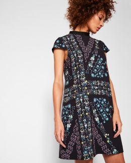 Unity Floral Print Tunic