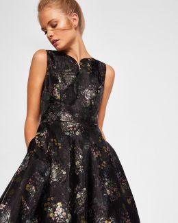 Unity Floral Midi Dress