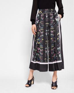 Unity Floral Print Culottes