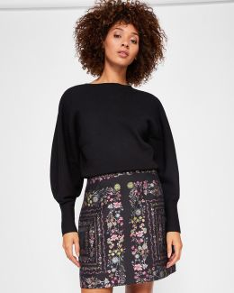 Unity Floral Skirt