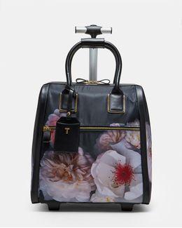 Chelsea Grey Travel Bag