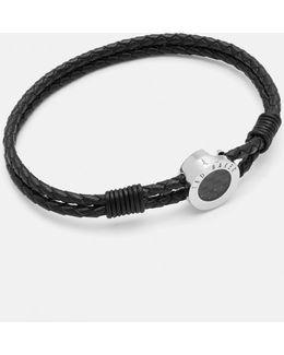 Carbon Fibre Bracelet