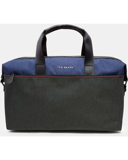 Two-tone Holdall