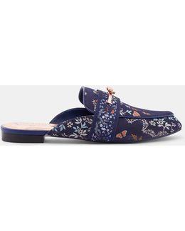Kyoto Gardens Slip On Loafers
