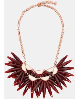Flare Burst Necklace