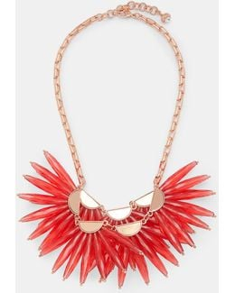 Flare Burst Necklace