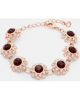 Swarovski® Daisy Lace Bracelet